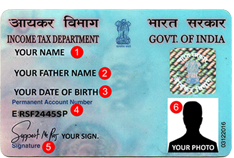 Pancard Copy