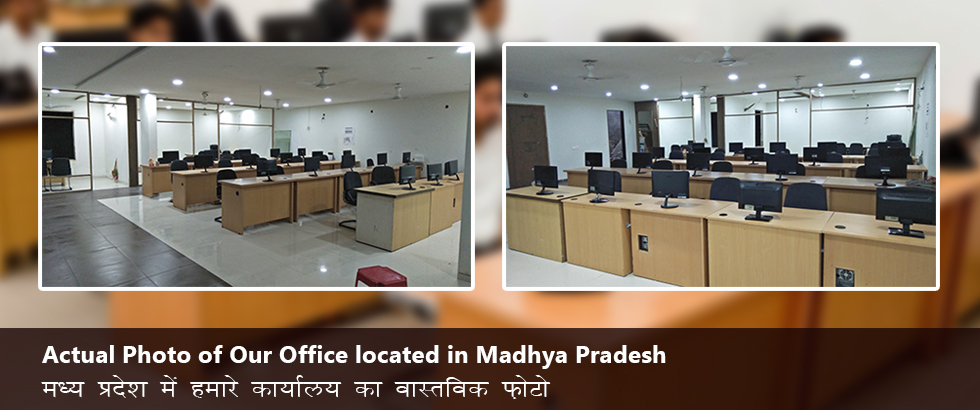 Our Office in Madhya Pradesh